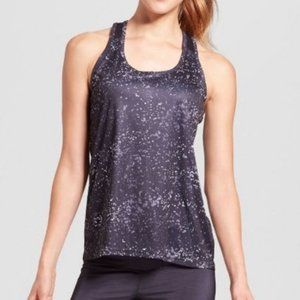 Athleta X's and O's Speckle Print tank top